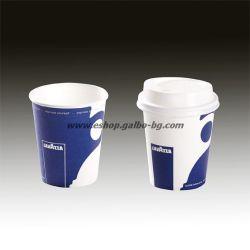 Картонена чаша 7 oz (150 мл) LAVAZZA 2000 бр.