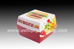 Картонена кутия за сандвичи малка 9*9*7,5 см, 50 бр