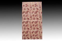 Хартиен плик за закуски 16/5/31 см кафяв маслоустойчив 1000 бр с печат Закуски
