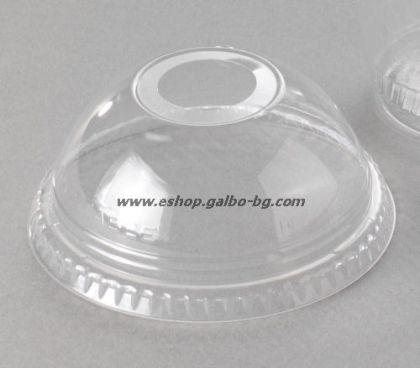 Фрапе капак за 12 oz чаша - диаметър 80 мм  1000 бр