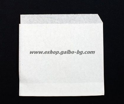 Хартиен плик L-джоб 15/16+2 см, маслоустойчив 1000 бр.
