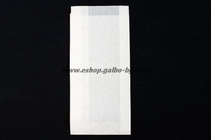 Хартиен плик за сандвичи 12/5/26 см маслоустойчив 1000 бр