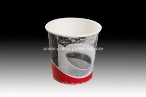Картонена чаша 4 oz (80 мл) SMART COFFEE  1000 бр