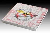 Кутия за пица Фемили  60*60*4,5 см 50 бр