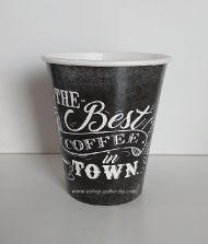 Картонена чаша 14 oz (300 мл) Vintage Coffee  1000 бр