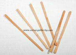 Дървена бъркалка за кафе - 11 см 1000 бр.