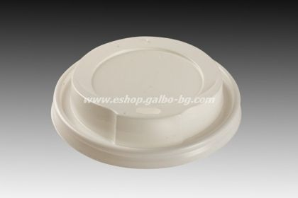 Капак STL 90 мм за картонена чаша 14 / 16 oz  1000 бр