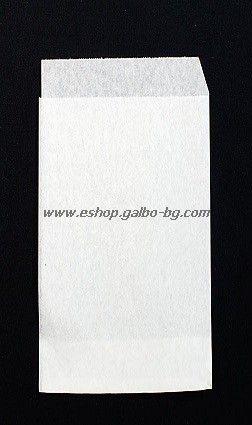 Хартиен плик L-джоб 9/26 см, маслоустойчив 1000 бр